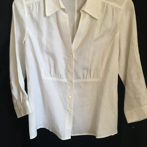 Talbots Irish Linen Blouse is being swapped online for free