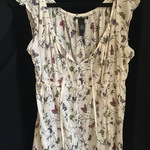 Lucky Brand Gauzy Butterfly Blouse is being swapped online for free