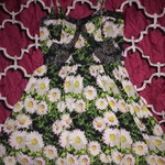 Daisy sun Dress is being swapped online for free