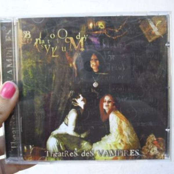 Theatres des Vampires CD is being swapped online for free