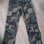Camo pants size 5 is being swapped online for free