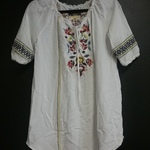 Origami by Vivien embroidered Tunic is being swapped online for free