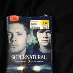 supernatural complete season 2 is being swapped online for free