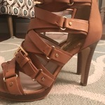 Beautiful Michael kore heels!! is being swapped online for free