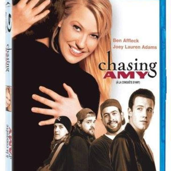BluRay dvd - Chasing Amy  is being swapped online for free