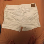 American Eagle White Shorts Size 0 is being swapped online for free