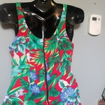 Vintage Romper Sz M is being swapped online for free