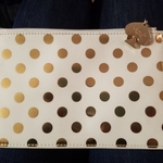 Kate Spade Pouch  is being swapped online for free