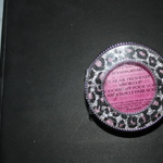 Scent Portable Car Viser Holders - Pink Leopard print  is being swapped online for free