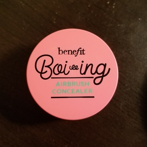Benefit Boi-ing Airbrush Concealer-No. 2 is being swapped online for free
