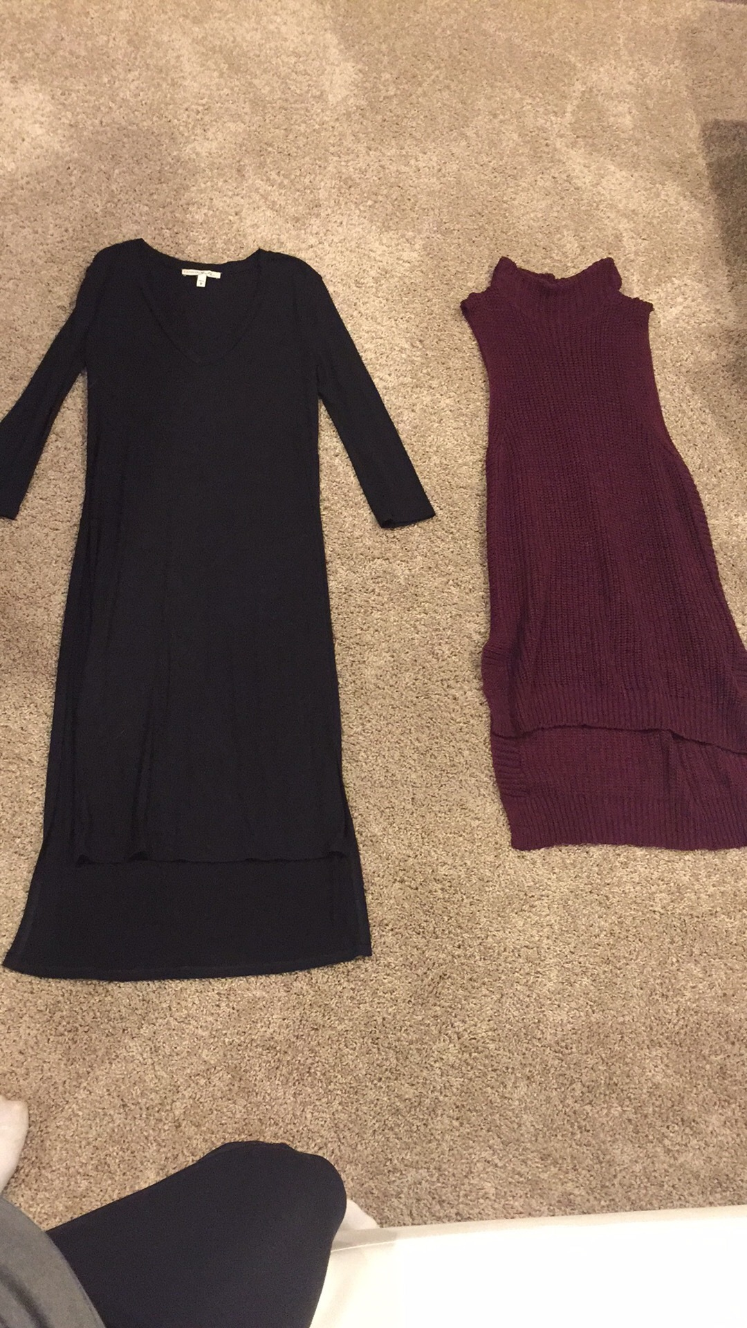 Black t shirt express - Express H M T Shirt Cotton Dress Is Being Swapped Online For Free