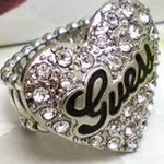 Super Cute GUESS Ring ! is being swapped online for free