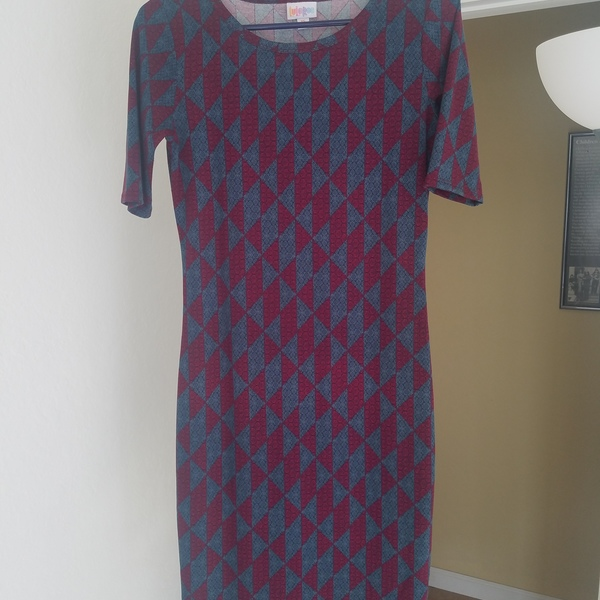Lularoe dress is being swapped online for free