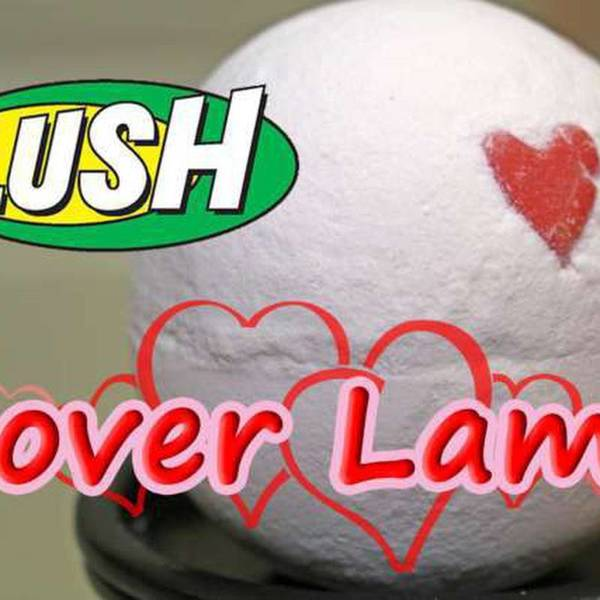 Lover Lamp bath ballistic 100g $7.95 is being swapped online for free