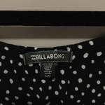 PolkaDot Billa-Bong Off the Shoulder Top is being swapped online for free