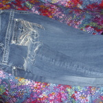 Vigoss blue jeans size 18 ladies is being swapped online for free