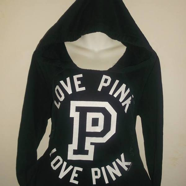 Pink ! Victoria's Secret Hoodie is being swapped online for free