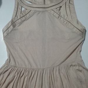 Urban Outfitters Beige Dress -s is being swapped online for free