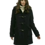 Navy Blue Wool peacoat S/M is being swapped online for free