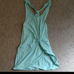 Mint Green Racerback Tank is being swapped online for free