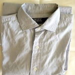 Polo R.L oxford boyfriend shirt is being swapped online for free
