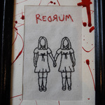 Horror The Shining Embroidery is being swapped online for free