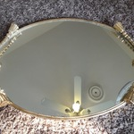 Brand new countertop vanity mirror is being swapped online for free
