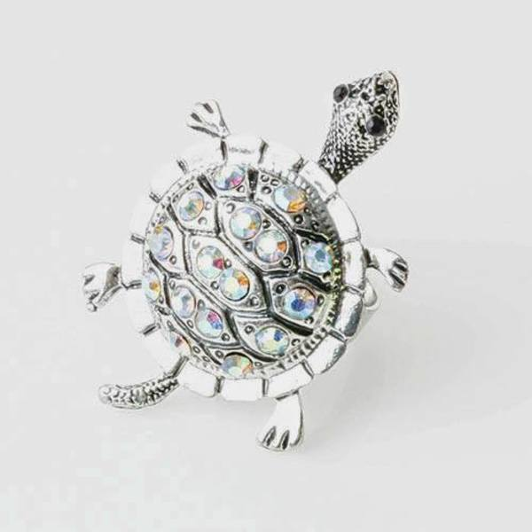 Cute Turtle Ring ( Ajustable ) is being swapped online for free