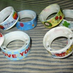 Cute bundle of Washi-Tape  is being swapped online for free