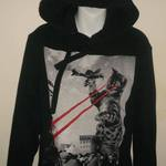 Awesome cat Hoodie !! is being swapped online for free