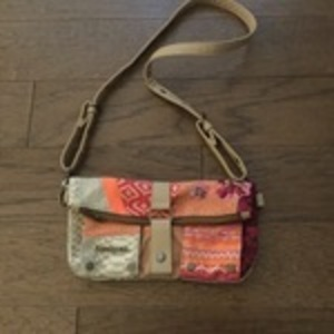 Desigual crossbody bag  is being swapped online for free