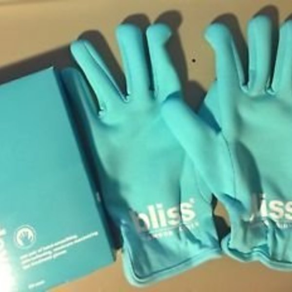 Bliss glamour gloves NEW in BOX is being swapped online for free