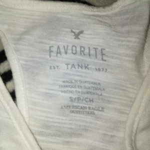 American Eagle tank top is being swapped online for free
