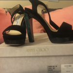 Jimmy Choo dora marble sandal is being swapped online for free