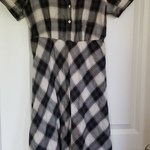 Checkered dress is being swapped online for free