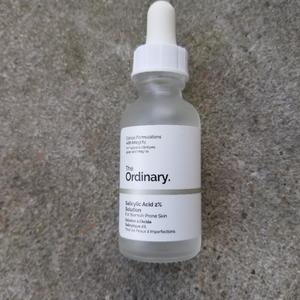 The Ordinary Salicylic Acid 2% Treatment is being swapped online for free