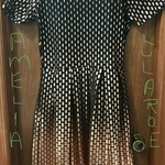 New LuLaRoe Elegant Amelia Dress is being swapped online for free