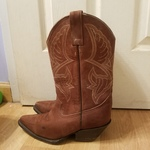 Cowgirl Boots size 8.5 is being swapped online for free