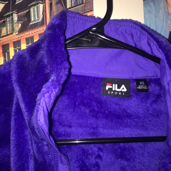 FiLA Jacket is being swapped online for free
