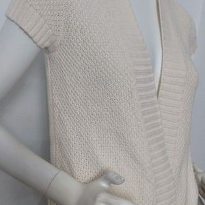 Ann Taylor LOFT Knit Ivory Cream Cardigan XS is being swapped online for free
