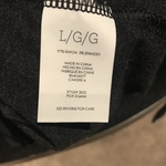 CAbi Dark Grey Size Large Long Sleeve Tee is being swapped online for free
