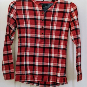 Ralph Lauren red plaid top is being swapped online for free