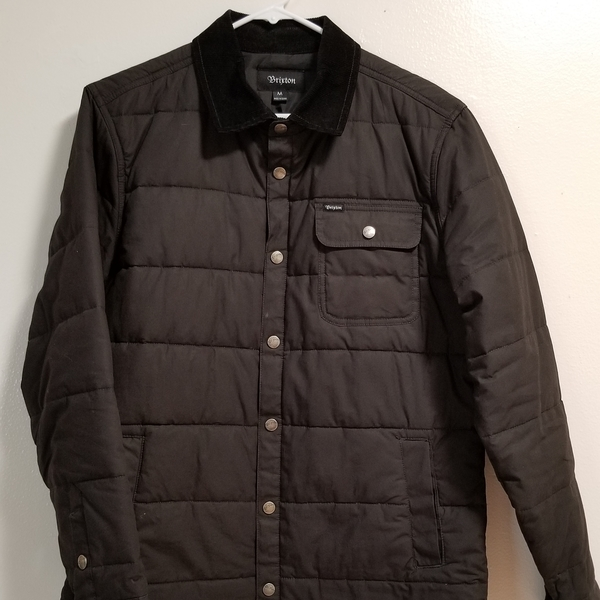 Brixton Cass Jacket - Medium is being swapped online for free