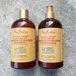 SheaMoisture Intensive Hydration Shampoo & Conditioner is being swapped online for free