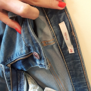 Original Levis jeans 712 slim - size 26 NEW is being swapped online for free