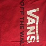 Vans employee shirt  is being swapped online for free