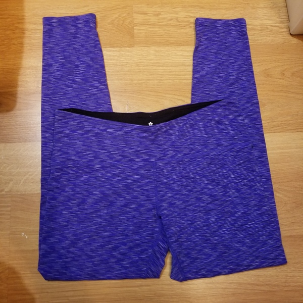 Work out Leggings Sz M is being swapped online for free