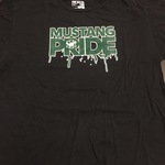 "Mount Ida College Basketball T-Shirt ~ ""Mustang Pride"" ~ Adidas/100% Cotton is being swapped online for free"