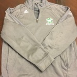 Mount Ida College Basketball Fleece ~ Adidas ~ Climawarm is being swapped online for free
