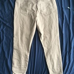 Beige trousers/jeans  is being swapped online for free